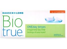 BioTrue One Day for Astigmatism (30 sztuk)