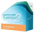 PURE VISION 2 HD for Astigmatism (3 sztuki)