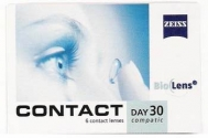ZEISS Contact Day 30 Compatic (6 sztuk)